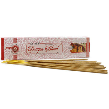 Goloka - Dragon Blood Incense Sticks