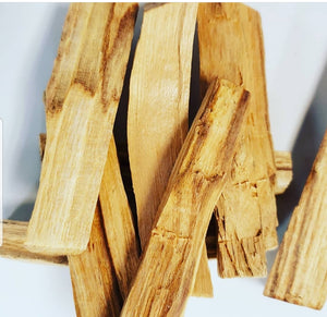 Palo Santo Wood - Natural Incense - smudging aromatics