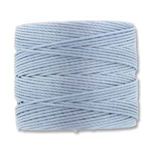 Medium Knotting Cord Celestite Blue 77 yard