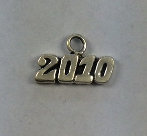 Sterling Silver Charm, 2010 3D