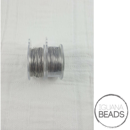 STAINLESS STEEL Wire - Wire Wrapping Wire - Non-Tarnish - Parawire -Choose Gauge