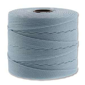 Fine Nylon Knotting Cord Aquamarine 118 yard