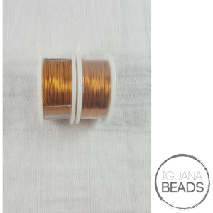 BRONZE Wire - Wire Wrapping Wire - Copper Core - Non-Tarnish - Parawire -Choose Gauge