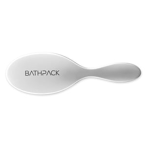 Bathpack Silver Brush
