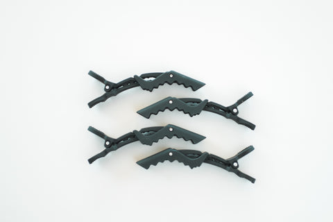 Bathpack Styling Clips 4-pack