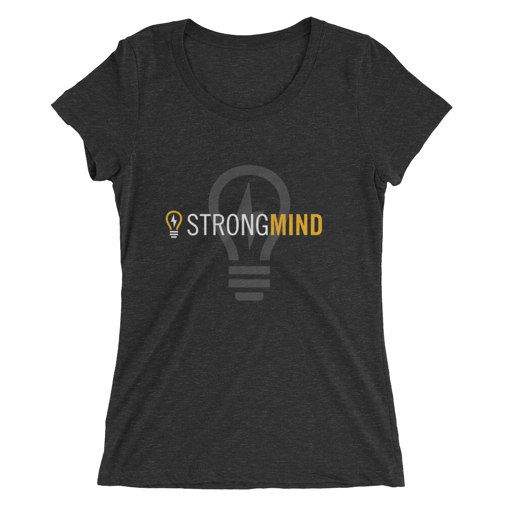 StrongMind Light Bulb Women's Tee