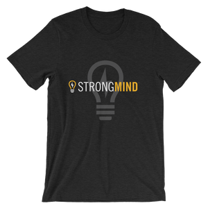 StrongMind Light Bulb Unisex Tee