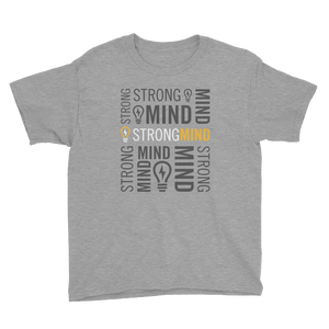 StrongMind Multi Logo Youth Tee
