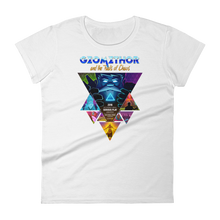 """Geomethor"" Women's t-shirt (Award Winners Series)"