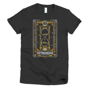 """Ozymandias"" Women's T-shirt"