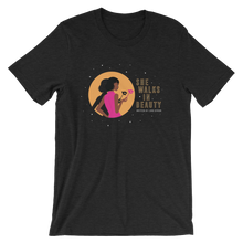 """She Walks In Beauty"" Unisex T-Shirt (Award Winners Series)"
