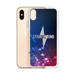 StrongMind Bolt iPhone Case
