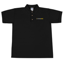 StrongMind Logo Men's Embroidered Polo Shirt