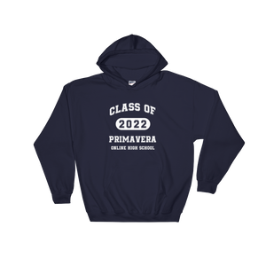 'Class of 2022' Hooded Sweatshirt