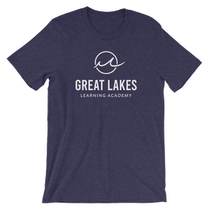 Great Lakes Learning Academy Short-Sleeve Unisex T-Shirt