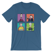 """Lincoln - Figures in History"" Unisex T-Shirt (Award Winners Series)"