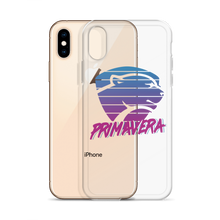 Primavera (Retro) iPhone Case