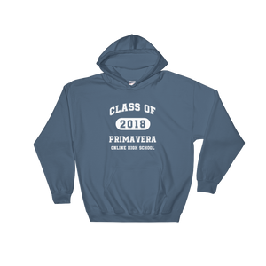 'Class of 2018' Hooded Sweatshirt