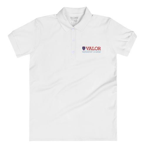 Valor Preparatory Embroidered Women's Polo Shirt