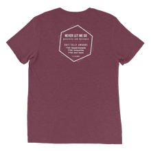 """Never Let Me Go"" Unisex T-shirt (Award Winners Series)"