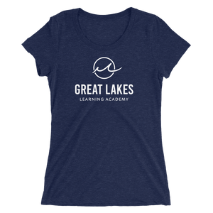 Great Lakes Learning Academy Ladies' short sleeve t-shirt