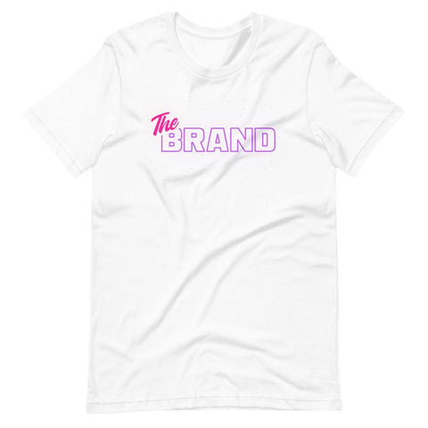 The Brand Short-Sleeve Unisex T-Shirt - MxFitz Brand