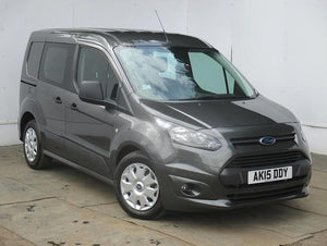 Ford TRANSIT CONNECT 200 L1 DIESEL 1.5 TDCi EcoBlue 75ps Trend Van