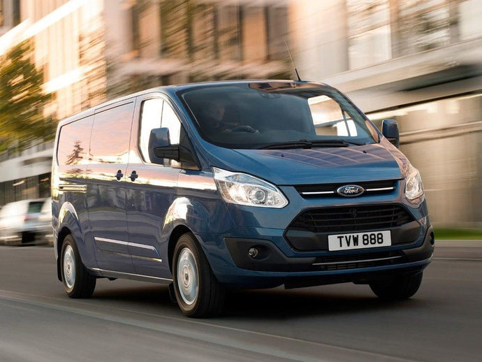 Ford Transit Custom 340 L2 Diesel Fwd 2.0 Tdci 130Ps Low Roof Trend Van Medium