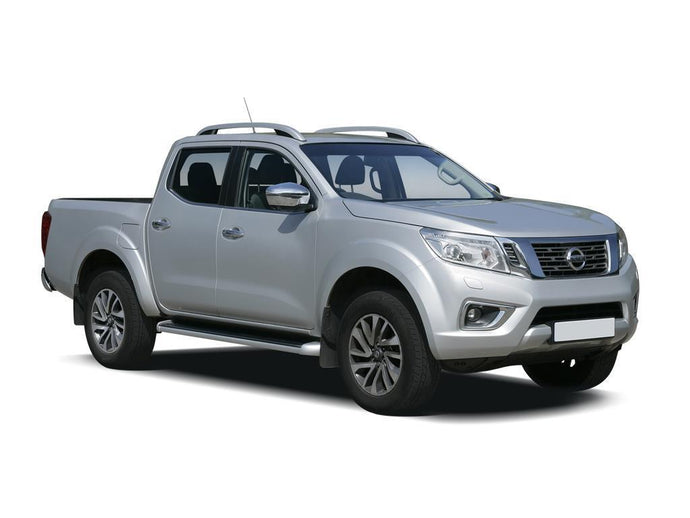 Nissan Navara Diesel Double Cab Pick Up Tekna 2.3Dci 190 4Wd Auto Pickup