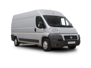 Fiat DUCATO 35 LWB DIESEL 2.3 Multijet H/R Window Van 180 Power Comfortmatic