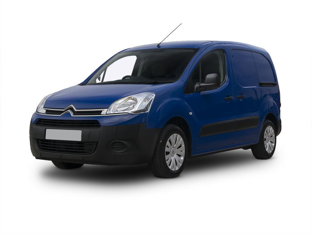 Citroen Berlingo L1 Diesel 1.6 BlueHDi 625Kg LX 75ps