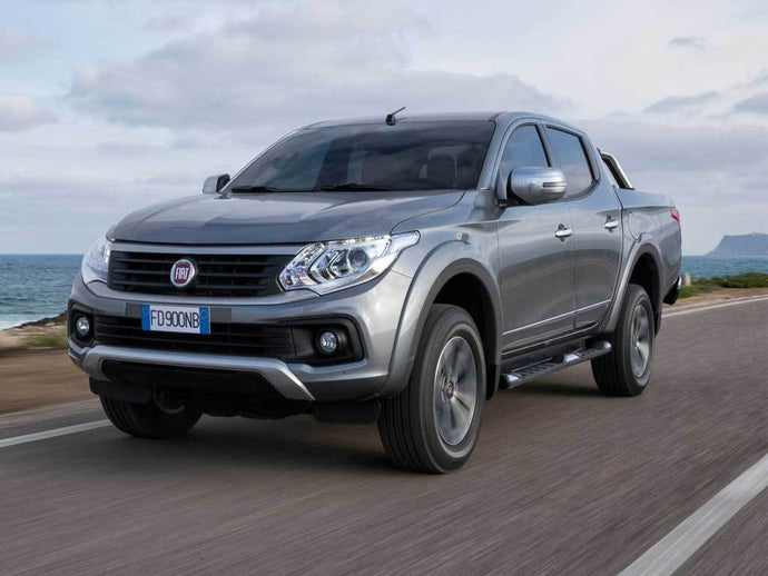 Fiat FULLBACK DIESEL SPECIAL EDITION 2.4 180hp Cross Double Cab Pick Up