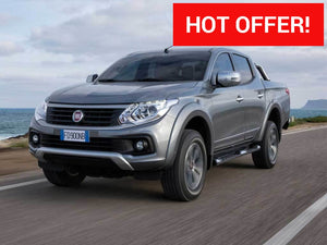 Fiat Fullback Diesel Special Edition 2.4 180Hp Cross Double Cab Pick Up Auto Pickup