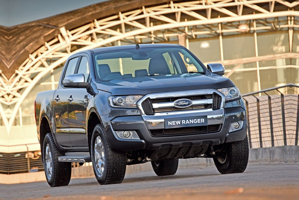 Ford Ranger Diesel Pick Up Double Cab Limited 1 3.2 Tdci 200 Auto Pickup