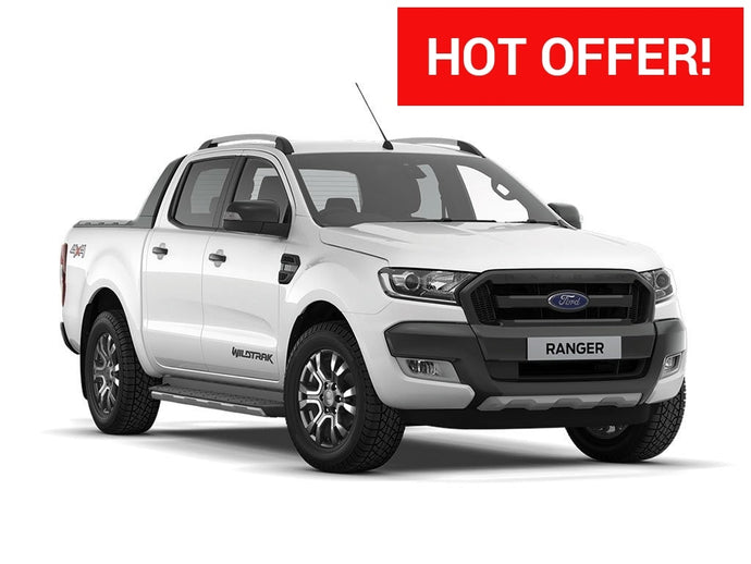 Ford Ranger Diesel Pick Up Double Cab Wildtrak 3.2 Tdci 200 Pickup