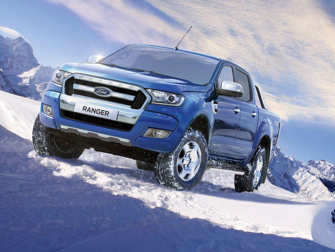 Ford RANGER DIESEL Pick Up Double Cab Limited 1 2.2 TDCi Auto