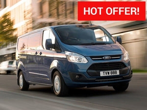 Ford Transit Custom 300 L2 Diesel Fwd 2.0 Tdci 130Ps Low Roof Limited Van Medium