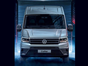 Volkswagen Crafter Cr35 Lwb Diesel 2.0 Tdi 140Ps Trendline High Roof Van Auto Large
