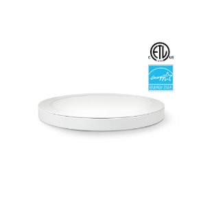 LED 11″ Flat Flush Mount