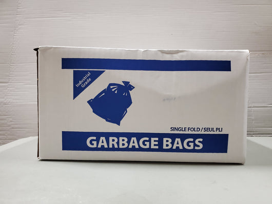 Construction  Garbage Bags 3MIL.  35 x 47 Contractor Bags 50/cs. CURBSIDE PICK UP AVAILABLE