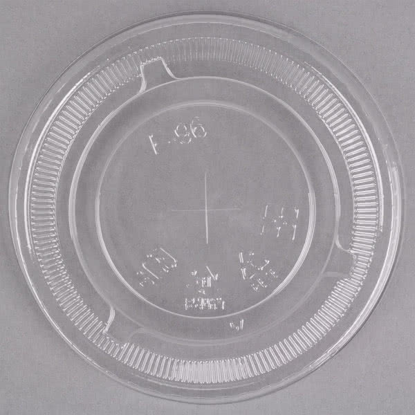 Clear Cup 9oz Lids (1000 pieces)