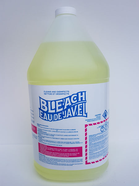 Bleach 4L CURBSIDE PICK UP AVAILABLE