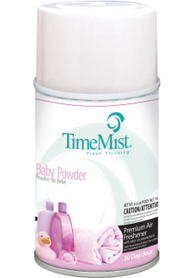 Premium Metered Air Care 150gx12- Baby Powder