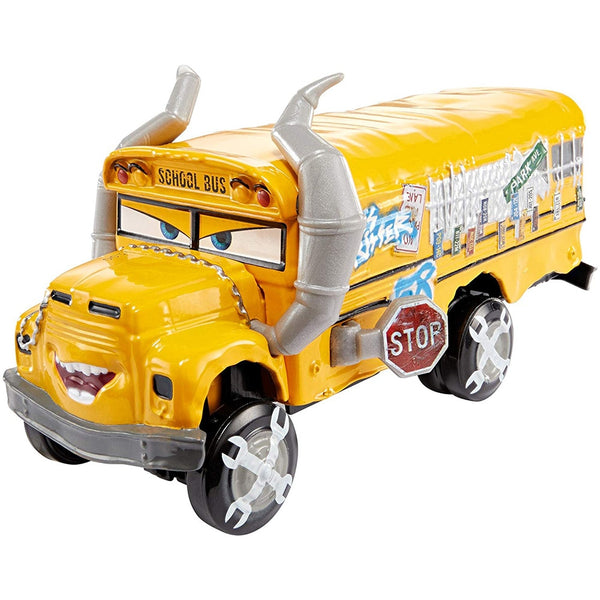 Cars 3 Diecasts Toy Vehicles Miss Fritter Metal Alloy Model Car Toy Toy Gift