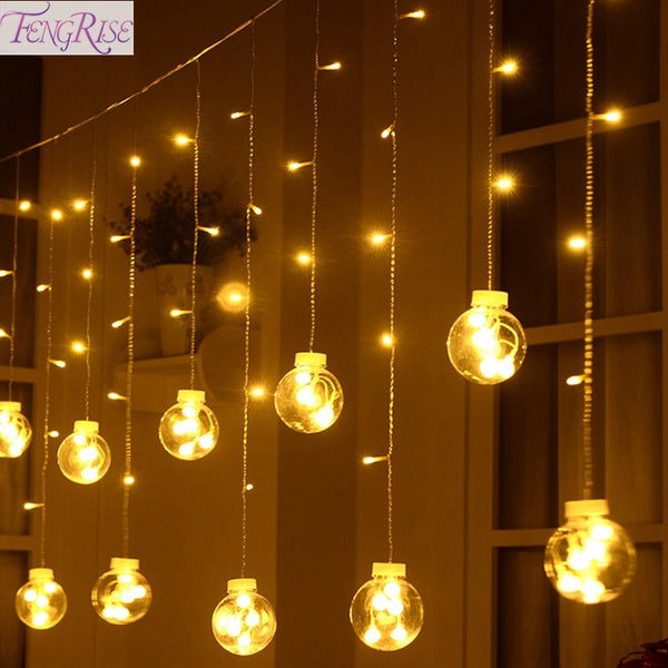 Christmas Decoration For Home Balls String Light LED Christmas Tree Decoration Christmas Ornaments Xmas Gifts Navidad New Year