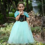 Christmas Girls Clothes Dresses Girls Snow White Princess Cosplay Halloween Party Costume,Baby Girls Princess Dresses 3-10 years