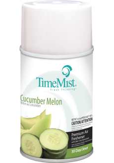 Premium Metered 30 Day Air Freshener 150gx12 - Cucumber Melon