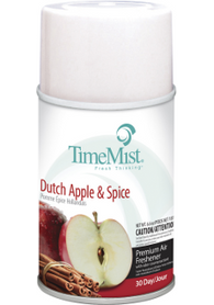 Premium Metered 30 Day Air Freshener 150gx12 - Dutch Apple & Spice