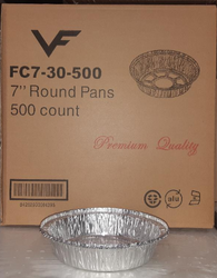 VF Brand Foil Heavy Duty Container Round 7