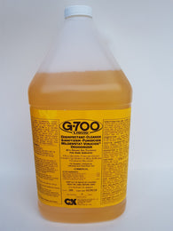 G-700 Germicidal Detergents and Disinfectants 4x4L